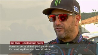 Ken Block, el pilot espectacle