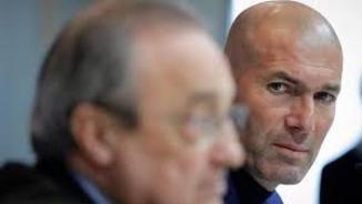 "Orfeo Suárez: ""Florentino no entén algunes decisions de Zidane"""