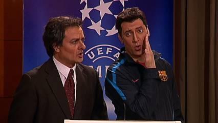 El judici de la UEFA contra Busquets