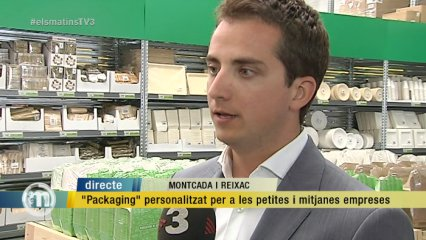 "Un supermercat de ""packaging"""