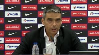 Sito Alonso s'enfronta al seu predecessor al Barça, Georgios Bartzokas