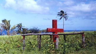 El mite de John Frum. L'home que parlava amb els deus i ara, cada 15 de febrer, veneren a Vanuatu