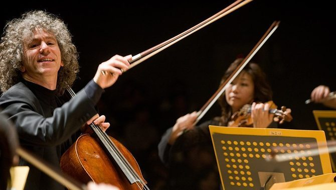 """Steven Isserlis and friends"" des del Wigmore Hall de Londres"
