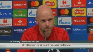 Ten Hag respon Pochettino