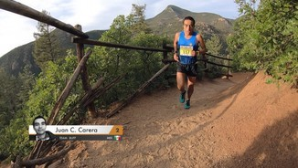 Golden Trail World Series Pikes Peak Marathon