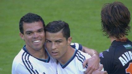 Reial Madrid, 4 - Valladolid, 3