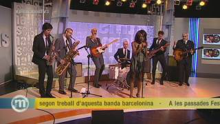 "The Excitements, soul i rhythm and blues ""made in Barcelona"""