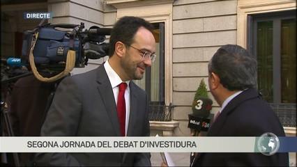 "Antonio Hernando: ""Es tracta de canviar i nosaltres som l'alternativa"""
