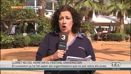 Telenotícies Barcelona 05/10/2016