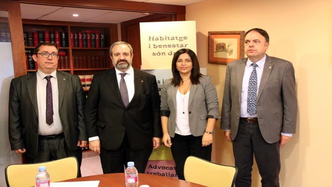 El Col·legi d'Advocats de Manresa oferirà assessorament gratuït als afectats per les clàusules abusives dels bancs