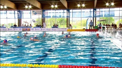 Waterpolo femení Final Four Len Trophy: La Sirena Mataró-Dunaujvaros