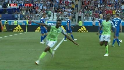 Resums del Nigèria-Islàndia (2-0) i del Suïssa-Sèrbia (2-1)