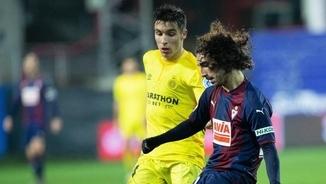 Eibar, 3 - Girona, 0. El programa sencer