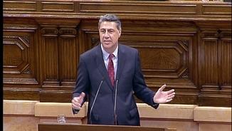"""Xavier García Albiol: """"Hem passat d'un president separatista a un president antiespanyol"""""""