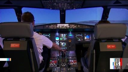 Superació de la por de volar