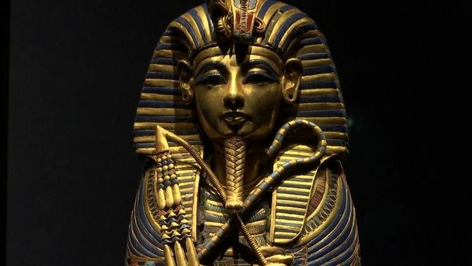 París mostra tresors de Tutankamon que mai havien sortit d'Egipte