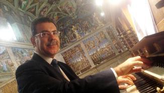 """Joan Paradell: """"El Vaticà té tres organistes oficials"""""""