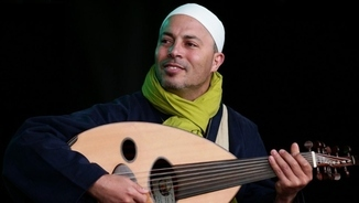 L'outista i cantant tunisià Dhafer Youssef