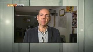 Entrevista a Xavier Quinquillà, membre de la Plataforma d'Entitats Culturals de Lleida
