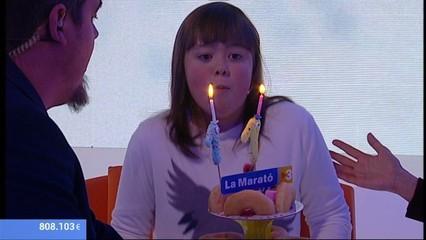 La Sònia va tenir una sèpsia greu als 7 anys