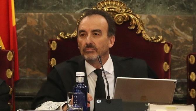 """Els observadors acusen Marchena d'afavorir l'""""esplaiament subjectiu"""" dels policies"""