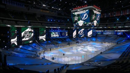 NHL: Stanley Cup Dallas-Tampa Bay 4rt.partit