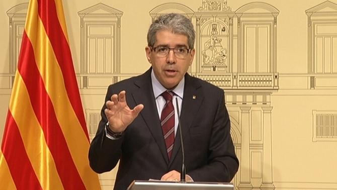 El govern enviarà a la UE un informe sobre la sentència contra el dret a decidir