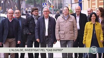 "Ballesteros declara al jutjat pel ""cas Inipro"""