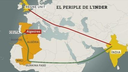 Diverses organitzacions denuncien l'arbitrarietat i les vulneracions de drets a la FronteraSud