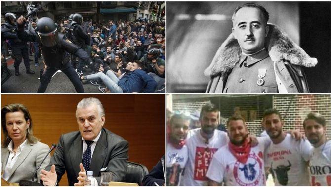 El #ThisistherealSpain del govern espanyol s'omple de denúncies d'injustícies a Espanya