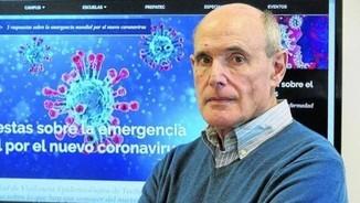 """Rafael Bengoa: """"No crec que les eleccions siguin un gran focus d'infecció"""""""