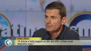 """Olalla: """"La sortida de Grècia de l'euro també podria ser dolenta per al mateix euro"""""""