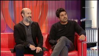 "Cesc Gay i Javier Cámara ens presenten ""Truman"""