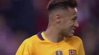 El trident, desconnectat al Calderón