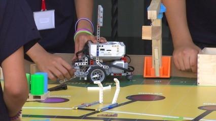 La robòtica escolar al Robotseny