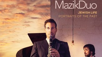 MazikDuo - Jewish life. Portraits of the past (Temps Record)