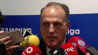 Tebas referma les dates de la Supercopa