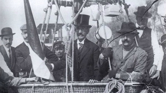 Don Joaquín de la Cantolla, el primer aeronauta d'Amèrica Llatina