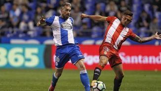 Deportivo 1-Girona 2, victòria per fer-se gran!