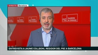 427185_2147903_Jaume_Collboni__Barcelona_no_ha_estat_moneda_de_canvoi