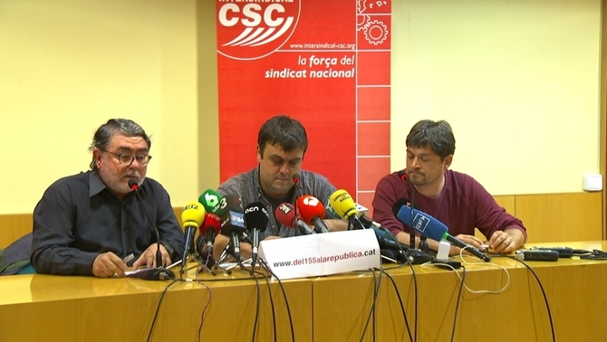 La Intersindical-CSC convoca vaga general