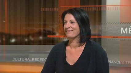 "Entrevista a Tiziana Barillà, periodista. Acaba de publicar l'assaig ""Utopía de la normalidad. Riace, el modelo de acogida de Domenico Lucano"""