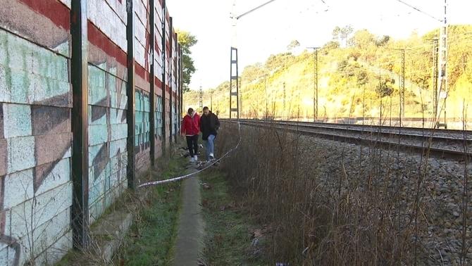 Mor un noi de 14 anys per l'impacte d'un tren en un camí entre Gualba i Riells