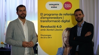 "P.Duran-E.Redolfi: ""Barcelona ha superat Madrid en inversions a start-ups"""