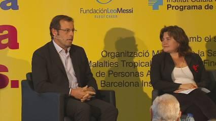 "Rosell: ""Messi és irrepetible"""