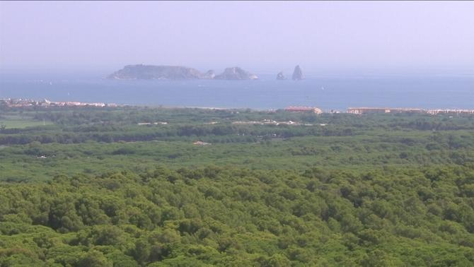 Ecologistes de la Costa Brava s'uneixen contra la proliferació de projectes urbanístics