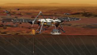InSight, la missió per descobrir els secrets interns de Mart