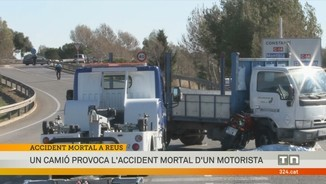 Mort en accident a Reus