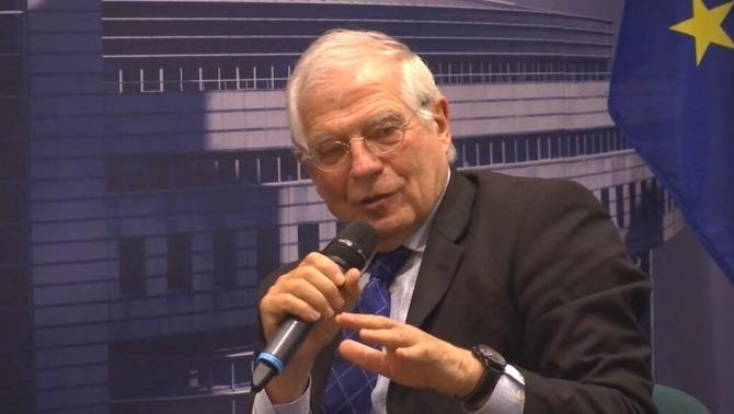"""Borrell, contra Greta Thunberg i Fridays for Future: """"Rebaixaran el nivell de vida?"""""""
