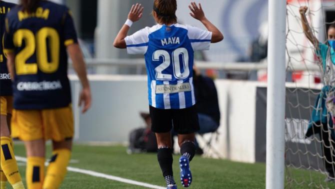 Maya Yamamoto, amb dos gols, botxí del Deportivo Abanca en la victòria de l'Espanyol per 3 a 2